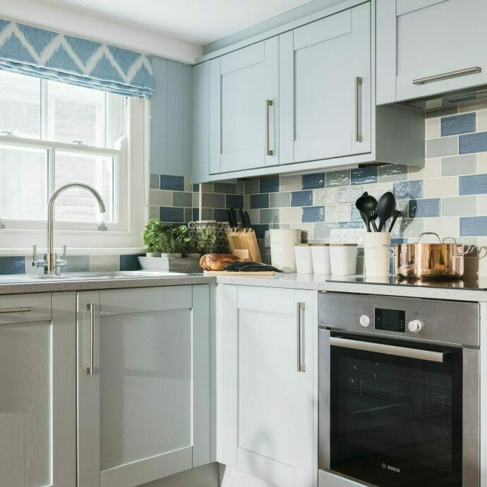 Fishermans Cottage St Ives Kitchen Refurb Camellia Interiors