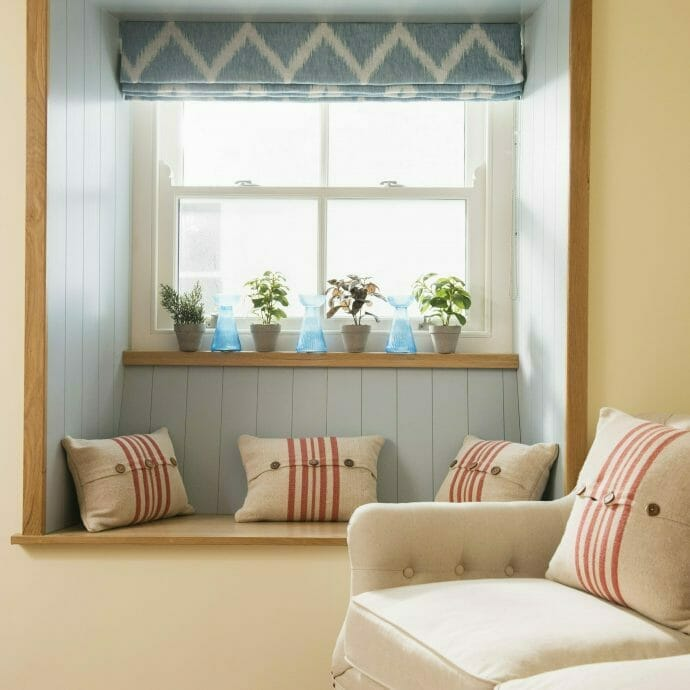 Fishermans Cottage St Ives Living Room Camellia Interiors