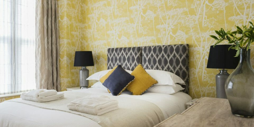 Ask A Designer Patterned Wallpaper