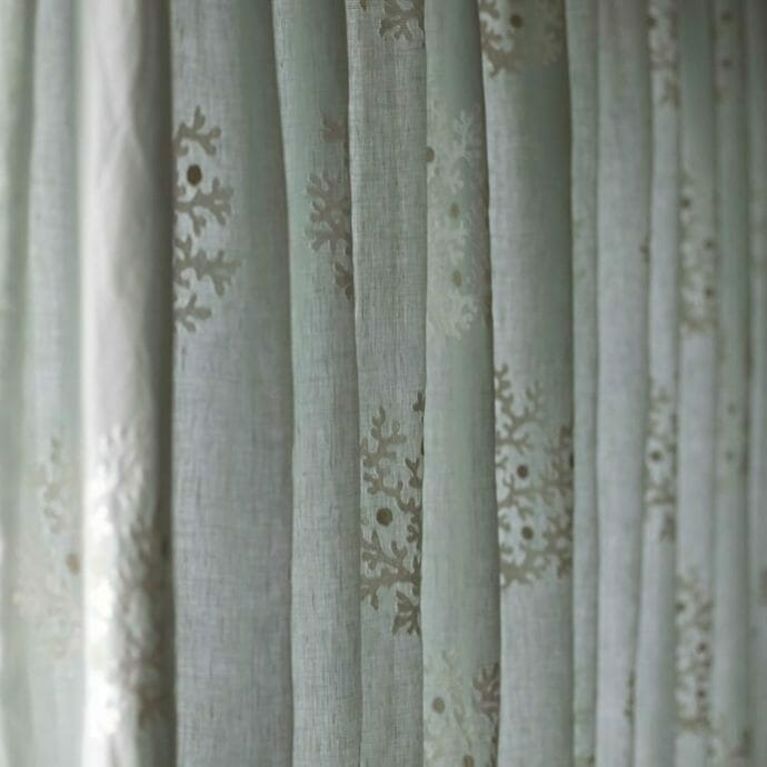 Mylor Private Residence Light Curtains  Camellia Interiors