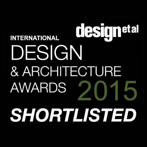 Camellia Interiors | Shortlisted at the International Design and Architecture Awards 2015