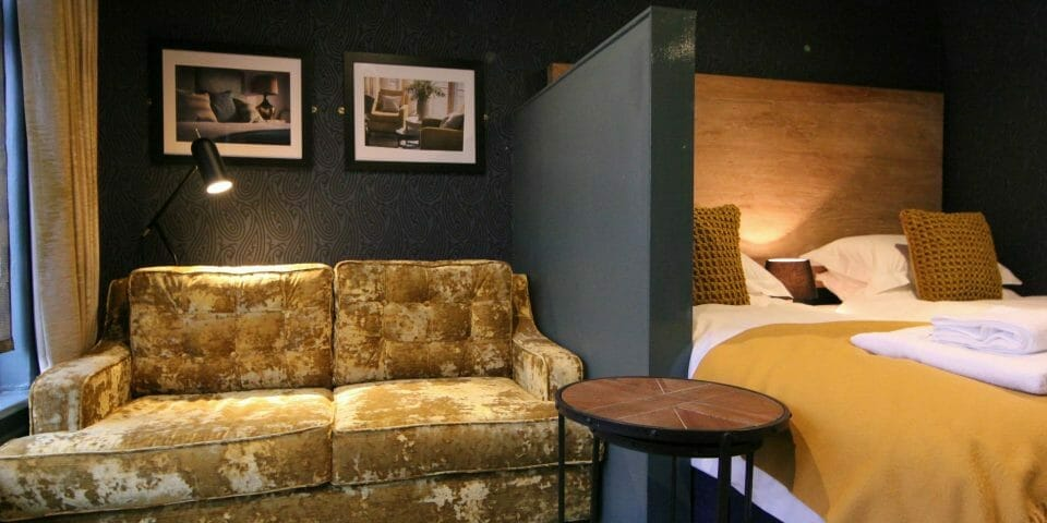 The Sleepery boutique style accommodation by Camellia Interiors