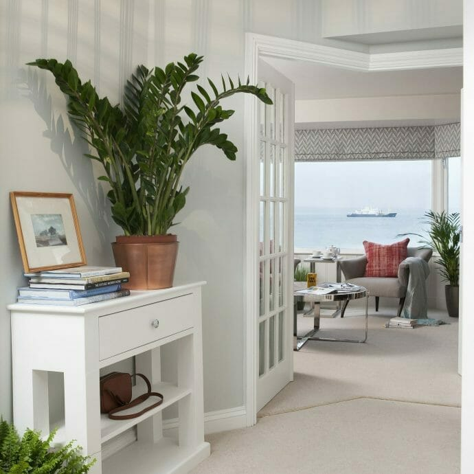 Bluewater St Ives holiday apartment interiors for Camellia Interior Design Co