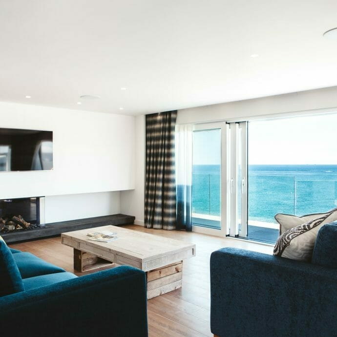 Luxury Holiday House – South Fistral, Newquay