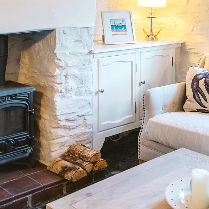 How we turned a one bed cottage into a holiday home that sleeps up to 7.